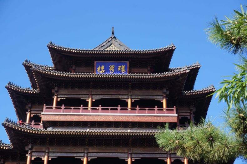 威海环翠楼